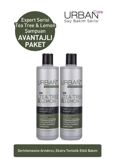 Urban Care Tea Tree Lemon Dökülme Karşıtı şampuan 2X350 ml Renksiz